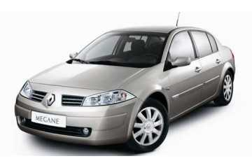 Renault Megane Sedan (5 seats , AC, manual)