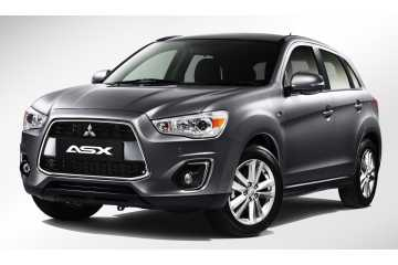 Mitsubishi ASX 4x4 (5 seats, Navigation, AC, manual)