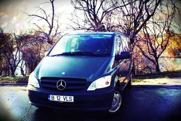 Mercedes Vito (AC, manual, navigation)