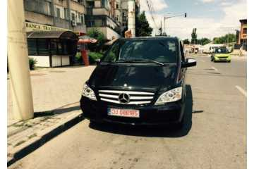 Mercedes Viano (7+1 seats, 2000 cm - diesel automatic)