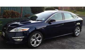 Ford Mondeo (5 seats 1800 cc, diesel, automatic)
