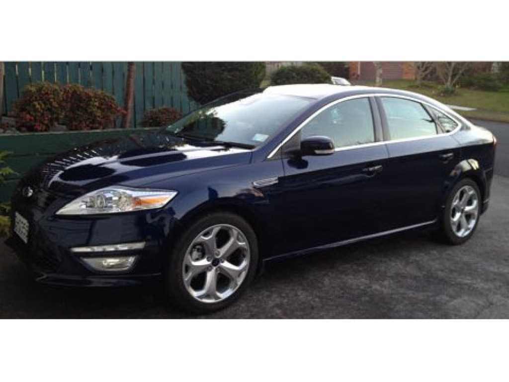 Inchiriere Ford Mondeo